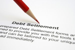 how does debt settlement work
